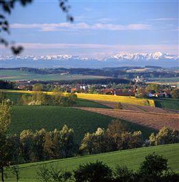Weiß-blaue G´schichten - Feng Shui Golfanlage Fürstenzell und Golfregion Donau Inn